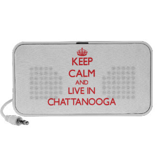 Keep Calm and Live in Chattanooga Travelling Speaker