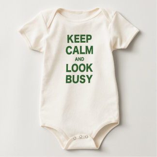 Keep Calm and Look Busy Creeper