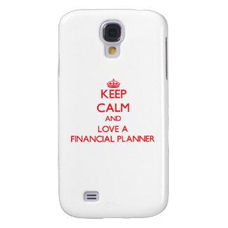 Keep Calm and Love a Financial Planner HTC Vivid / Raider 4G Case