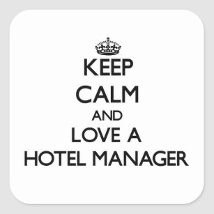 Hotel Manager Funny Gifts On Zazzle