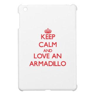 Keep calm and love an Armadillo iPad Mini Covers