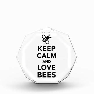 Keep calm and love bees awards