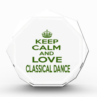 Keep Calm And Love Classical Dance Awards