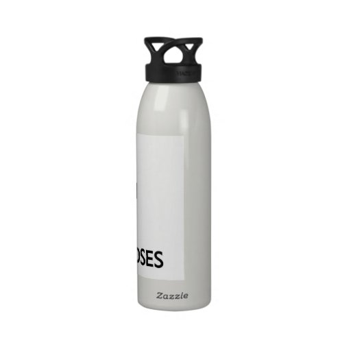 Keep calm and Love Mongooses Water Bottles