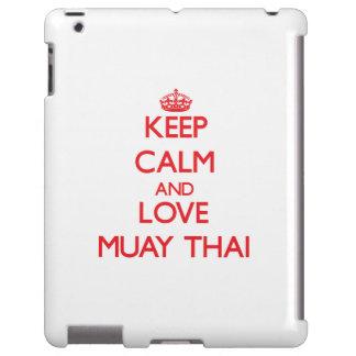 Keep calm and love Muay Thai