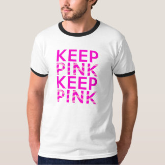 Keep Calm and Love Pink T-Shirt