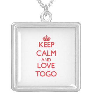 Keep Calm and Love Togo Jewelry