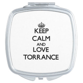Keep Calm and love Torrance Vanity Mirrors