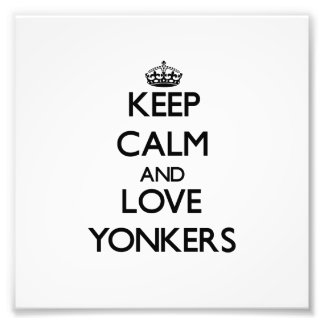 Keep Calm and love Yonkers Photo