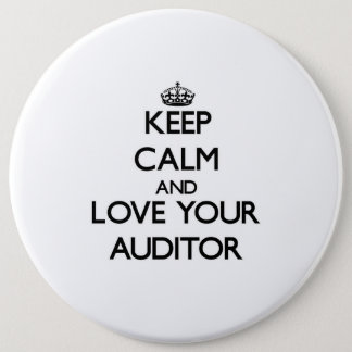 Keep Calm and Love your Auditor Button