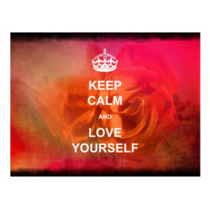Keep Calm And Love Yourself Gifts On Zazzle