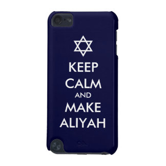 Keep Calm And Make Aliyah iPod Touch 5G Cover