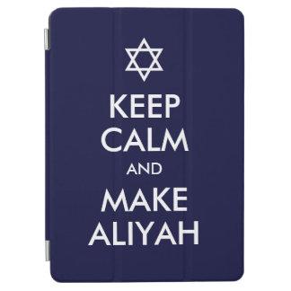Keep Calm And Make Aliyah iPad Air Cover