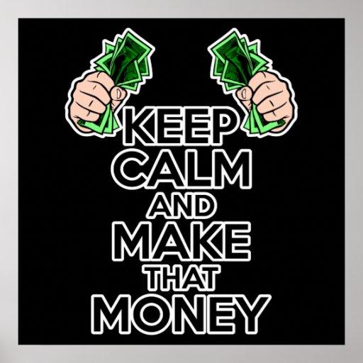 Make Money Posters Make Money Prints Art Prints Poster