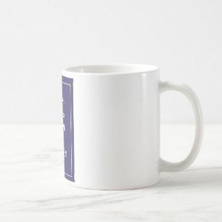Keep Calm And Marry On Birds Classic White Coffee Mug