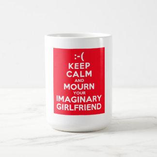 KEEP CALM AND MOURN mug