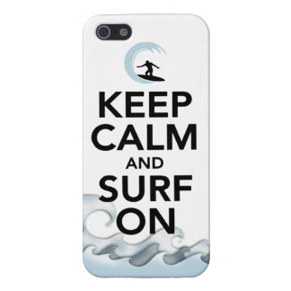 keep calm and paddle on kayak canoe water sports r iPhone SE/5/5s case
