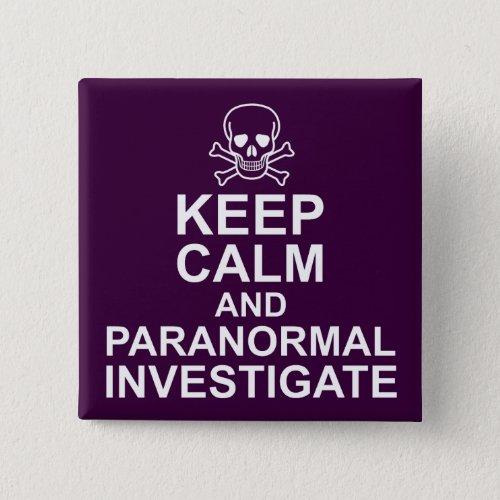 Bill Paranormal Investigator