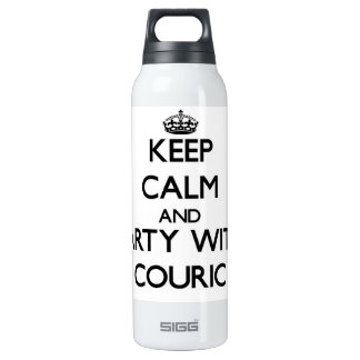 Keep calm and Party with Couric SIGG Thermo 0.5L Insulated Bottle