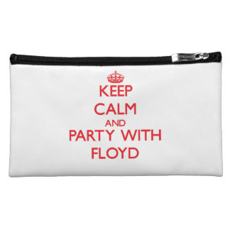 Keep calm and Party with Floyd Makeup Bags