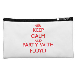 Keep calm and Party with Floyd Cosmetic Bags