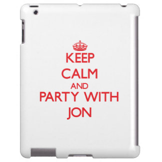 Keep calm and Party with Jon