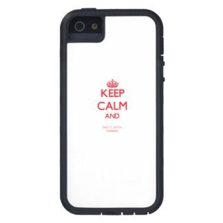 Keep calm and Party with Webber iPhone 5 Cover