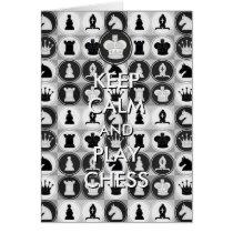 Keep Calm and Play Chess