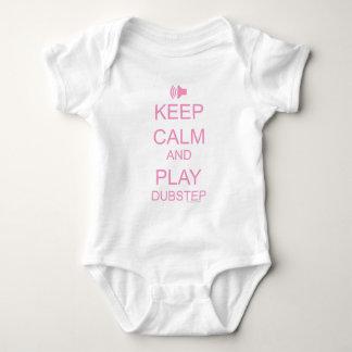 KEEP CALM and PLAY DUBSTEP T Shirt