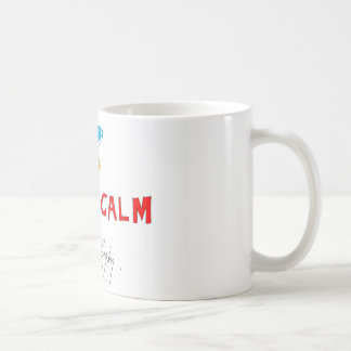 keep calm and play rugby, tony fernandes coffee mug