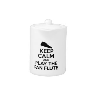 Keep Calm And Play The Pan Flute