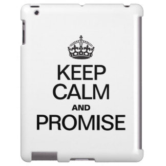 KEEP CALM AND PROMISE