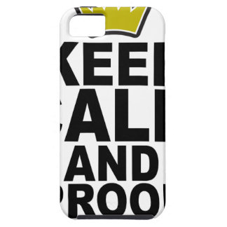 Keep Calm and Proofread Tee.png iPhone 5 Cases