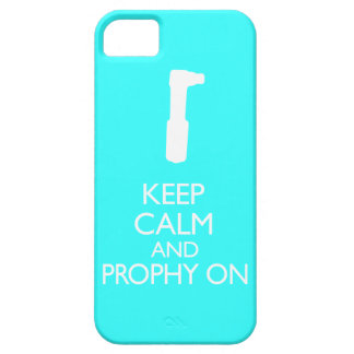 Keep Calm and Prophy On iPhone 5 case