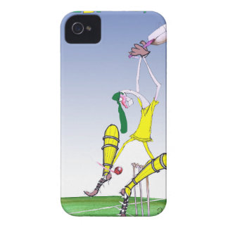 keep calm and protect your bails, tony fernandes iPhone 4 case