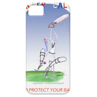 keep calm and protect your bails, tony fernandes iPhone SE/5/5s case