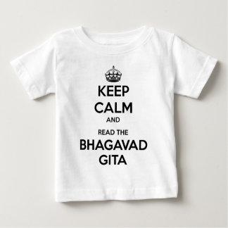 Keep Calm and Read the Bhagavad Gita Shirt