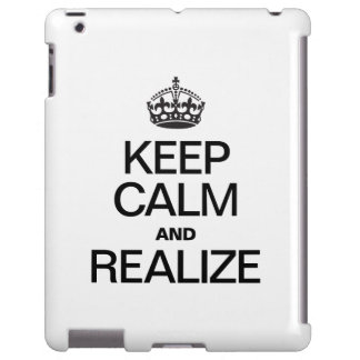 KEEP CALM AND REALIZE