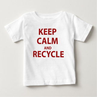 Keep Calm and Recycle Tshirt