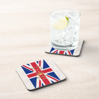 Keep calm and reign on drink coaster