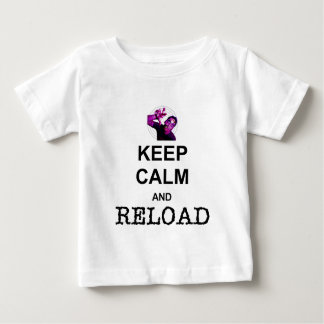 KEEP CALM AND RELOAD SHIRT