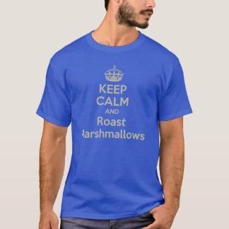 Keep Calm And Roast Marshmallows T-Shirt