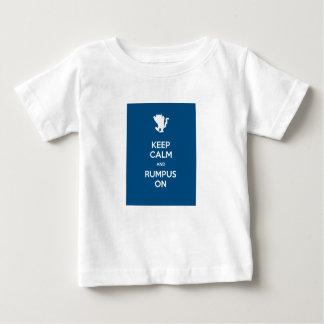 Keep Calm And Rumpus On Shirt