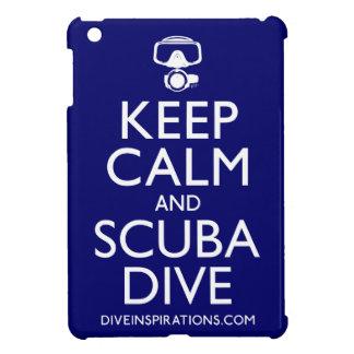 Keep Calm and Scuba Dive Case For The iPad Mini