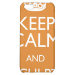 KEEP CALM AND SCULPT iPhone 5C COVER