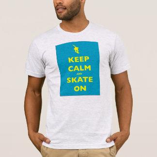 KEEP CALM AND SKATE T-Shirt