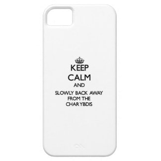 Keep calm and slowly back away from Charybdis iPhone 5 Cover