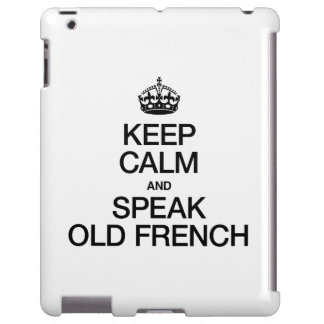 KEEP CALM AND SPEAK OLD FRENCH