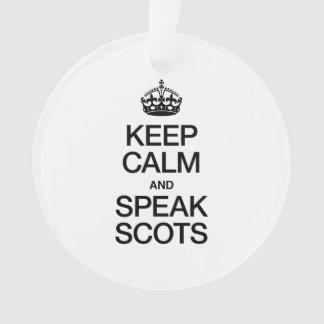KEEP CALM AND SPEAK SCOTTISH GAELIC