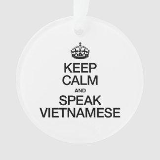 KEEP CALM AND SPEAK VIETNAMESE